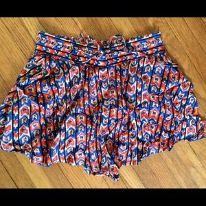 modish one Skirts - Boho Skort